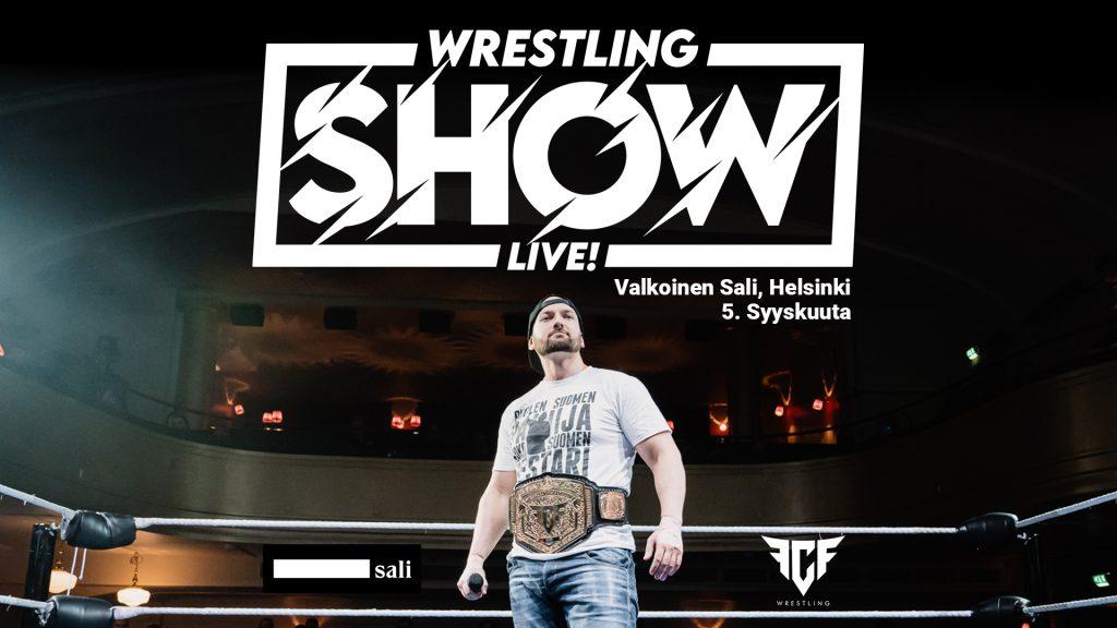 Wrestling Show Live! palaa takaisin!